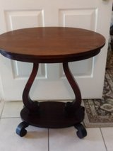 Dunan Phife syle side table in Beaufort, South Carolina