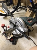 Metabo Miter saw in Ramstein, Germany