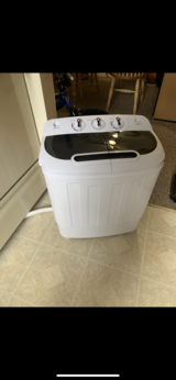 Portable washer / spin dry in Glendale Heights, Illinois