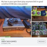 Xbox 360 and games in Fort Leonard Wood, Missouri