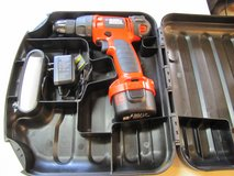 BLACK & DECKER 9.6v DRILL in Camp Lejeune, North Carolina