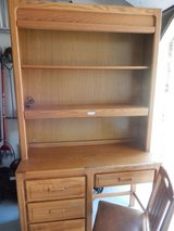 Desk/Hutch/Chair in Aurora, Illinois