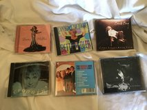 CD's .....James Taylor , Nat King Cole , Manilo , Jazz greats, .... 78 total in Alamogordo, New Mexico