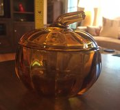 Small Pumpkin Candy Dish in Naperville, Illinois