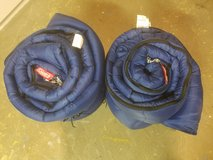 Coleman sleeping bags - pair in St. Charles, Illinois