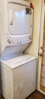 GE washer dryer unit in Beaufort, South Carolina
