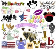 2,014 Images for any Crafting, Circut or Silhouette Machine, Ect in Tacoma, Washington