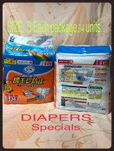 """Diapers specials for girls with Disabilities** in Okinawa, Japan"