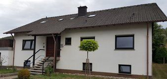 Modern freestanding house with Garden and Garage in Bann for rent in Ramstein, Germany