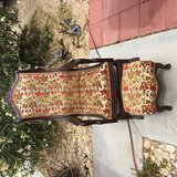 Another Antique Rocking Chair in 29 Palms, California