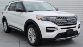 2020 Ford Explorer XLT 4WD in Ramstein, Germany