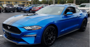 2018 Ford Mustang Ecoboost Fastback in Ramstein, Germany