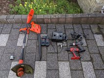 trimmer, blower and 2 drills in Ramstein, Germany