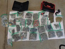 Lot of Screws Nails Misc tools in Bolingbrook, Illinois