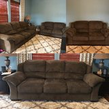 Sleeper Sofa and Loveseat in Quantico, Virginia