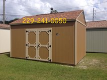 12x16 Utility Storage Building Shed in Moody AFB, Georgia