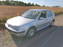 VW GOLF 4   1.9 TDI DIESEL AUTOMATIC NEW INSPECTION 2002 in Ramstein, Germany