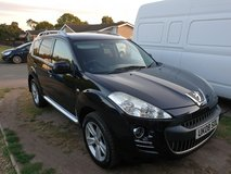 Peugeot 4007 2.2HDI GT 7 Seater in Lakenheath, UK