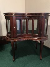 Queen Anne Style Side Table in Ramstein, Germany