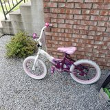 "16"" Girl's Princess theme Bike in Clarksville, Tennessee"
