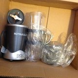 Nutribullet NWOB plus extras in Fort Campbell, Kentucky