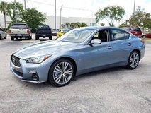 2018 INFINITI Q50!! LIKE NEW!! ONLY 32,000 MILES!! (ONE OWNER!! NO ACCIDENTS!! CLEANCARFAX!!) in Lackland AFB, Texas