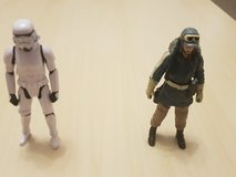 2 star wars characters in Ramstein, Germany
