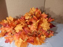 Garland for Fall in Joliet, Illinois