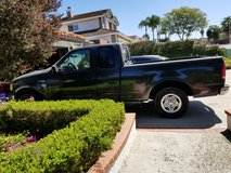 Ford F150 in Camp Pendleton, California