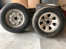 Used Tires and Rims in Fort Leonard Wood, Missouri