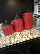 3 Piece Canister Set in Fort Campbell, Kentucky