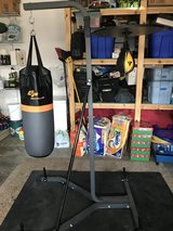 New Boxing and Speed Bag in Fort Campbell, Kentucky