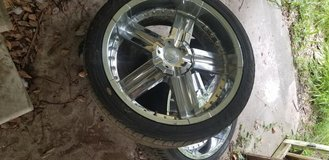"32"" Rims in Beaufort, South Carolina"