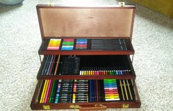 NBU : art supplies kit in Fort Campbell, Kentucky