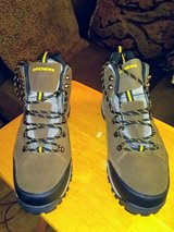 Skechers men's Waterproof Hiking Boot,Wide-13,With Memory Foam.3 in Fort Lewis, Washington