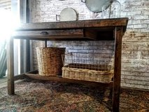 Industrial kitchen island/work table/Desk in Aurora, Illinois