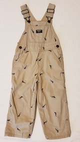OshKosh Overalls - Toddler Boys 3T in Kingwood, Texas