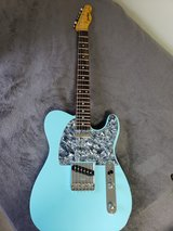 Grassroots Telecaster with Fender Bridge Electric Guitar in Okinawa, Japan