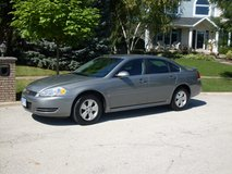 '09 Impala LT. 1 Owner. 92K. Mint! in Joliet, Illinois
