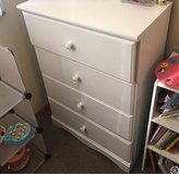 Drawer Chest in White in Okinawa, Japan