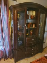 Ashley Furniture China Cabinet in Wilmington, North Carolina