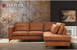 United Furniture - NEW ITEM - Sparta Sectional - Chaise also on opposite side - including delivery in Spangdahlem, Germany