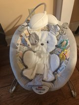 Fisher Price Sweet Dreams Snugapuppy Deluxe Bouncer in Beaufort, South Carolina