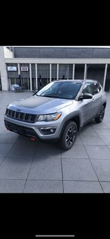 2019 JEEP COMPASS TRAILHAWLK 4x4 in Spangdahlem, Germany