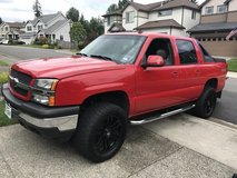 2006 Chevrolet Avalanche in Fort Lewis, Washington