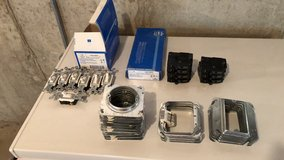 Electrical parts-Square D Breakers-Switches-More-All New in Oswego, Illinois