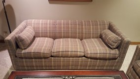 Sofa bed couch and love seat in Glendale Heights, Illinois