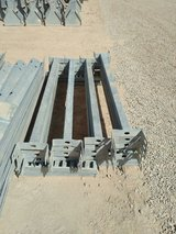 6' Long Galvanized Poles in Alamogordo, New Mexico