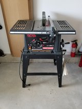 Craftsman 10 in table saw in Aurora, Illinois