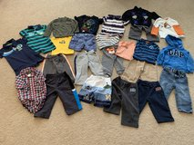 12 month & 12-18 month clothing lot - 24 pieces in Oswego, Illinois
